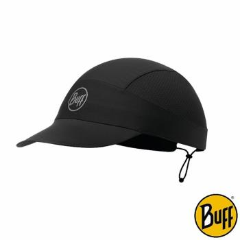 BUFF 極簡黑 FASTWICK極速排汗遮陽帽