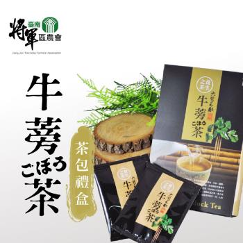 將軍農會 牛蒡茶包禮盒 (7g/包-12包/盒)*2