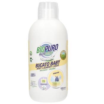 NIVEL 義大利有機濃縮嬰兒洗衣精1000ml