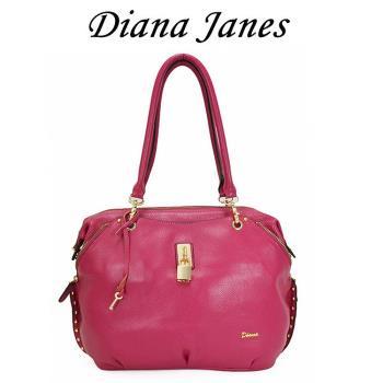 【Diana Janes 黛安娜】牛皮兩用造型托特包