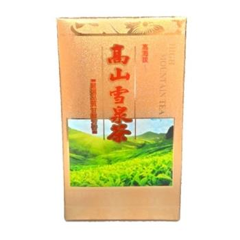 金賞 高山雪泉極品高山茶12盒 共3斤