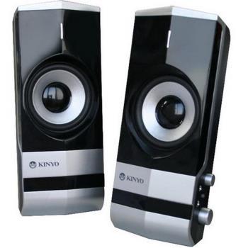 KINYO 二件式多媒體音箱 (PS-292)