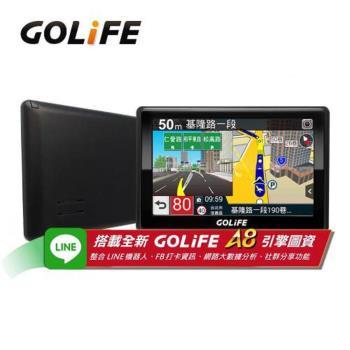 GOLiFE 5吋聲控導航平板機 GoPad 5S