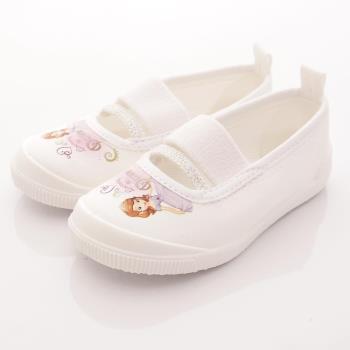 日本Carrot機能童鞋-蘇菲亞室內鞋-DNS011白-(16cm-25cm)