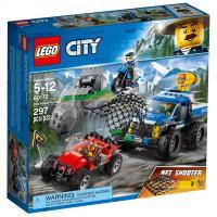 【 樂高積木 LEGO 】《 LT60172 》CITY 城市系列 - 泥路追擊 Dirt Road Pursuit