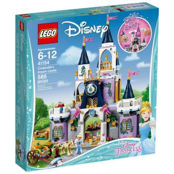 【 樂高積木 LEGO 】《 LT41154 》迪士尼公主系列 - Cinderella s Dream Castle
