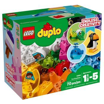 【 樂高積木 LEGO 】《 LT10865 》Duplo 得寶系列 - 趣味創作