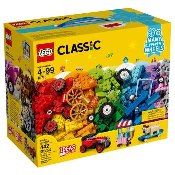 【 樂高積木 LEGO 】《 LT10715 》Classic 經典基本顆粒系列 - 滾動的顆粒