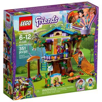 【 樂高積木 LEGO 】《 LT41335 》Friends 姊妹淘系列 - 米雅的樹屋