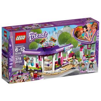 【 樂高積木 LEGO 】《 LT41336 》Friends 姊妹淘系列 - 艾瑪的藝術咖啡廳