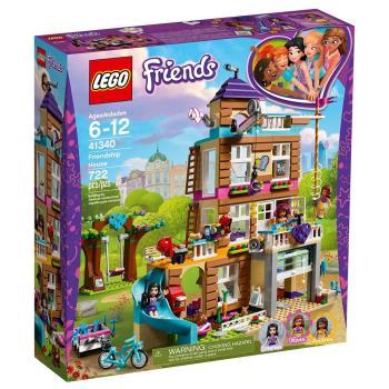 【 樂高積木 LEGO 】《 LT41340 》Friends 姊妹淘系列 - 友誼之家