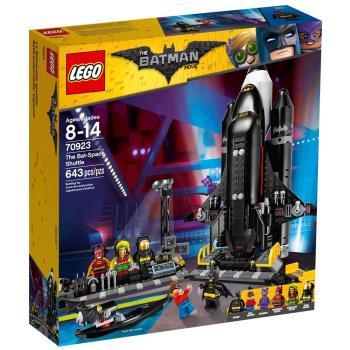 【 樂高積木 LEGO 】《 LT70923 》Batman Movie 樂高蝙蝠俠電影系列 - The Bat-Space Shuttle