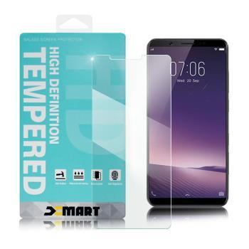 Xmart vivo V7 薄型 9H 玻璃保護貼-非滿版