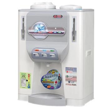 晶工省電科技冰溫熱全自動開飲機 JD-6206