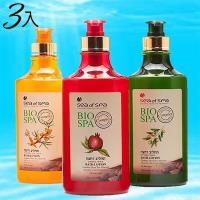 Sea of Spa 死海保濕沐浴乳  紅石榴 / 頂級橄欖油 / 沙棘油胡蘿蔔素