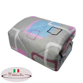 【Valentino Rudy】簡約元素舒柔保暖冬被-6x7尺