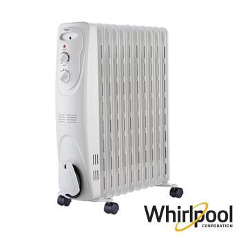 Whirlpool 惠而浦 11片葉片機械式電暖器WORM11W