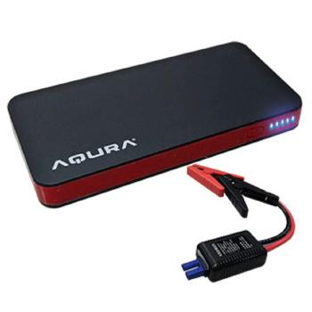 AQURA 多功能汽車緊急啟動電源 CET-4000(可當行動電源使用)