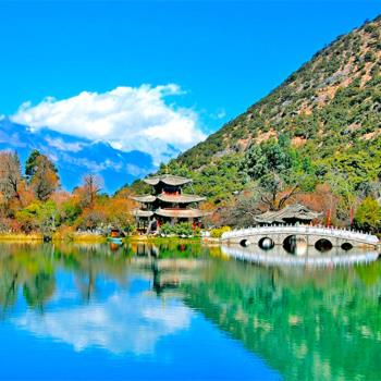 麗江香格里拉瀘沽湖玉龍雪山印象麗江8日(無購物無自費)旅遊