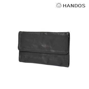 HANDOS - 簡約薄長夾