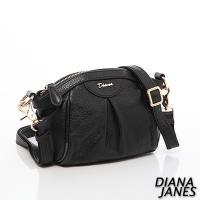 任-Diana Janes 牛皮時尚多用元寶包
