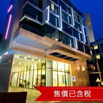 曼谷酷鳥VIC3酒店自由行5+1日(含稅)旅遊