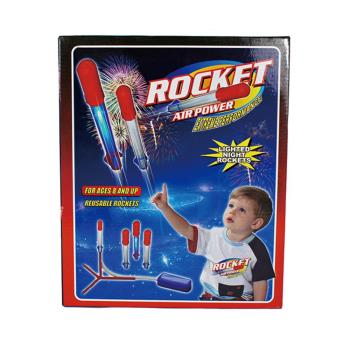 [ Sunnybaby生活館 ]LED高空空氣火箭砲