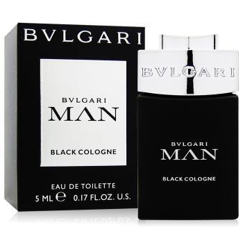 BVLGARI寶格麗 當代冰海男性淡香水5ml