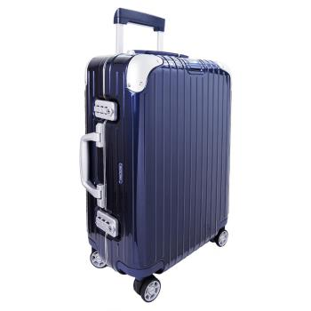 RIMOWA LIMBO CABIN MULTIWHEEL 21吋加厚輕質登機旅行箱(夜藍)
