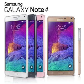 福利品 Samsung GALAXY Note 4 32GB 智慧型手機