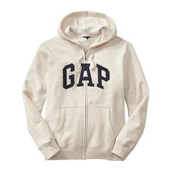 GAP/美國蓋普/男款連帽外套/米白色(GP0101)