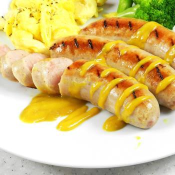 《好神》歐式皇家特選天然香草鮮肉香腸3盒組(西班牙式/英式/泰式口味)