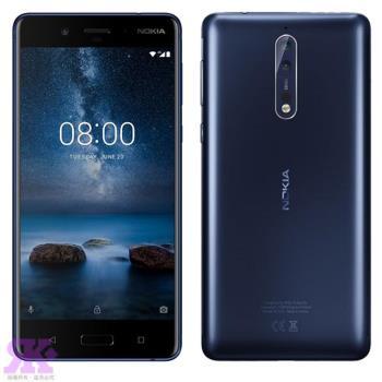 Nokia 8 八核心(4G/64G)雙卡雙待智慧機