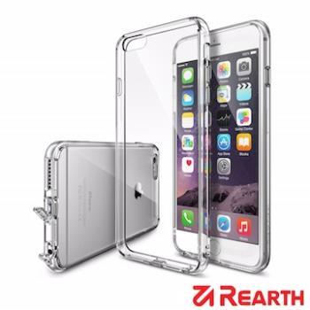 Rearth Apple iPhone 6 Plus (5.5) Fusion 高質感保護殼(透明)(贈送保護貼)