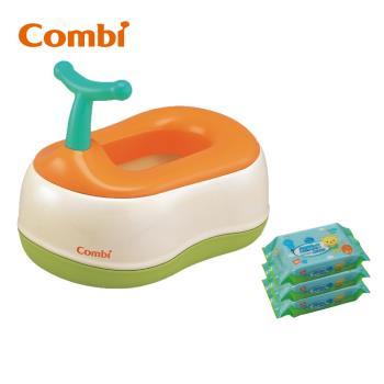 日本 Combi 優質三階段訓練便器