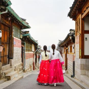 花現韓國五星賞櫻小法國村愛寶樂園6日旅遊