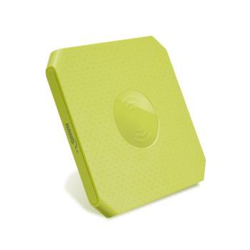 HANG W11方塊無線充電座-支援 QC 3.0 快速充電-綠