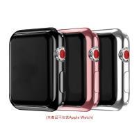 DUX DUCIS Apple Watch S2/S3 (42mm) 電鍍 TPU 套組(贈透明)