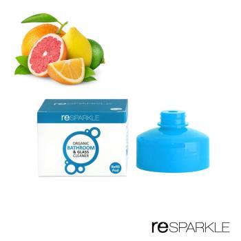 澳洲reSPARKLE-綠思寶-浴室、玻璃清潔劑補充蓋40ml