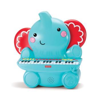 【Fisher-Price 費雪】可愛大象音樂琴