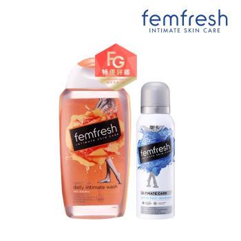 femfresh  私密潔浴除味噴霧2入組