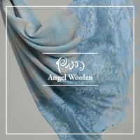 【Angel Woolen】印度Pashmina手工羊絨蕾絲披肩圍巾(格情雅韻-共三色)