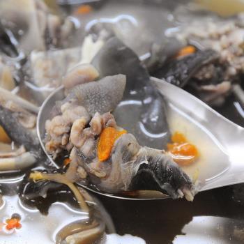 【那魯灣】鮮凍生鮮甲魚(鱉)1包(500g/包)