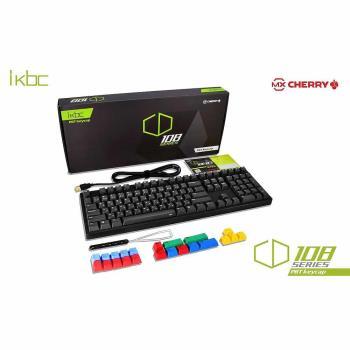 ikbc CD108 機械鍵盤/PBT/青軸