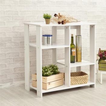 【HR安室家】簡約收納置物架/廚房收納櫃-BCF41