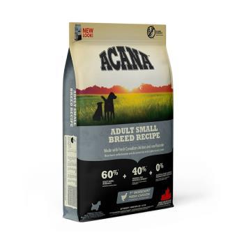 愛肯拿ACANA無穀小成犬狗飼料 雞肉+蔬果6公斤*1