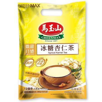 馬玉山 冰糖杏仁茶(12入)