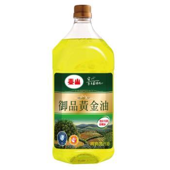 泰山 御品黃金油2L x2