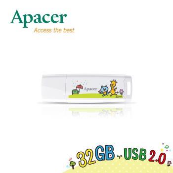 Apacer宇瞻 AH336 32GB『P714星球』聯名款隨身碟-純真友誼