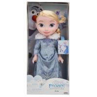 【 Disney 迪士尼 】冰雪奇緣佳節冒險 - 艾莎娃娃